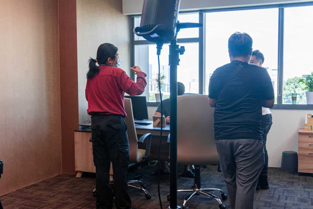 affordable office space for shooting