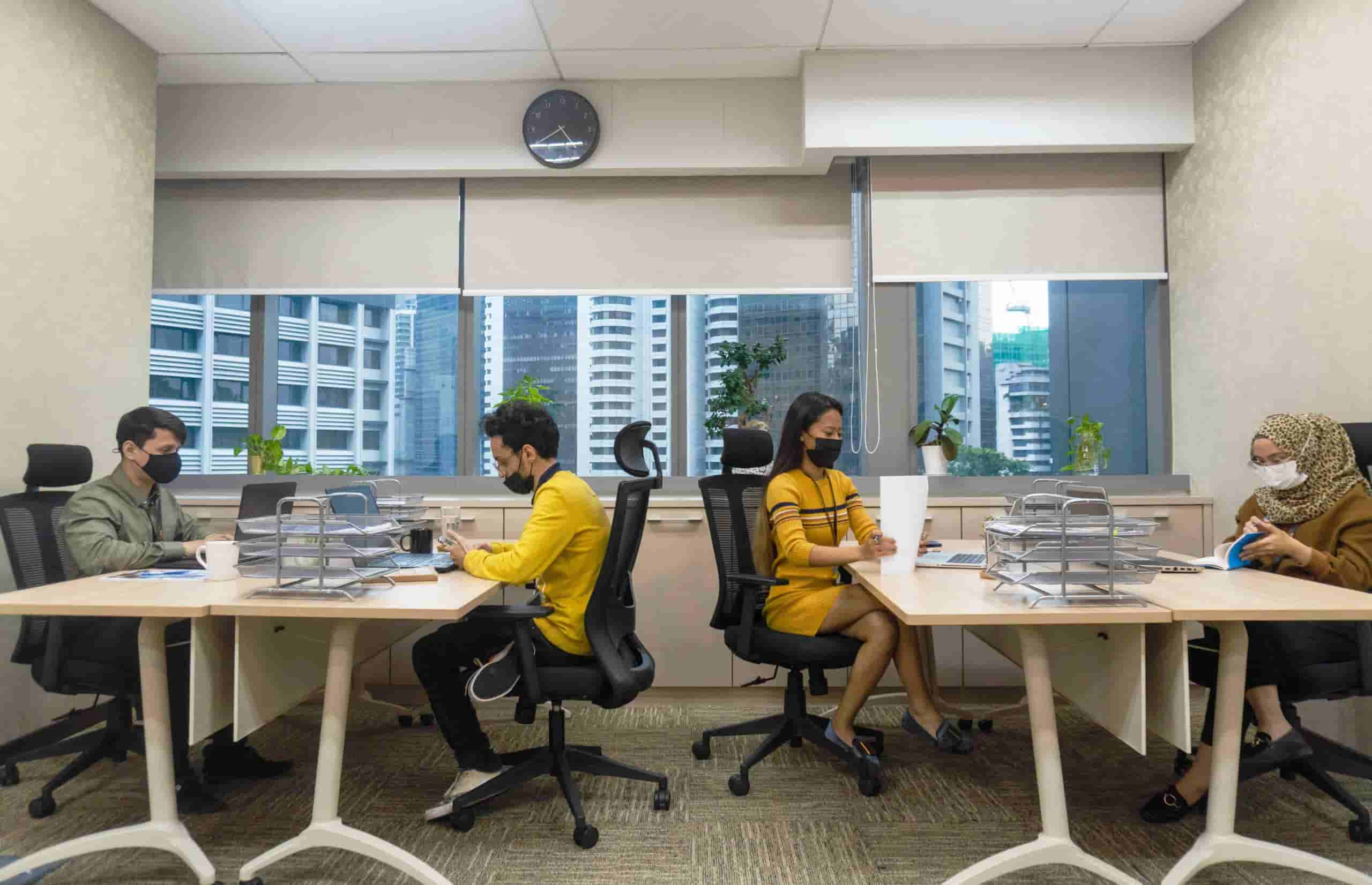 cheap co working space kl